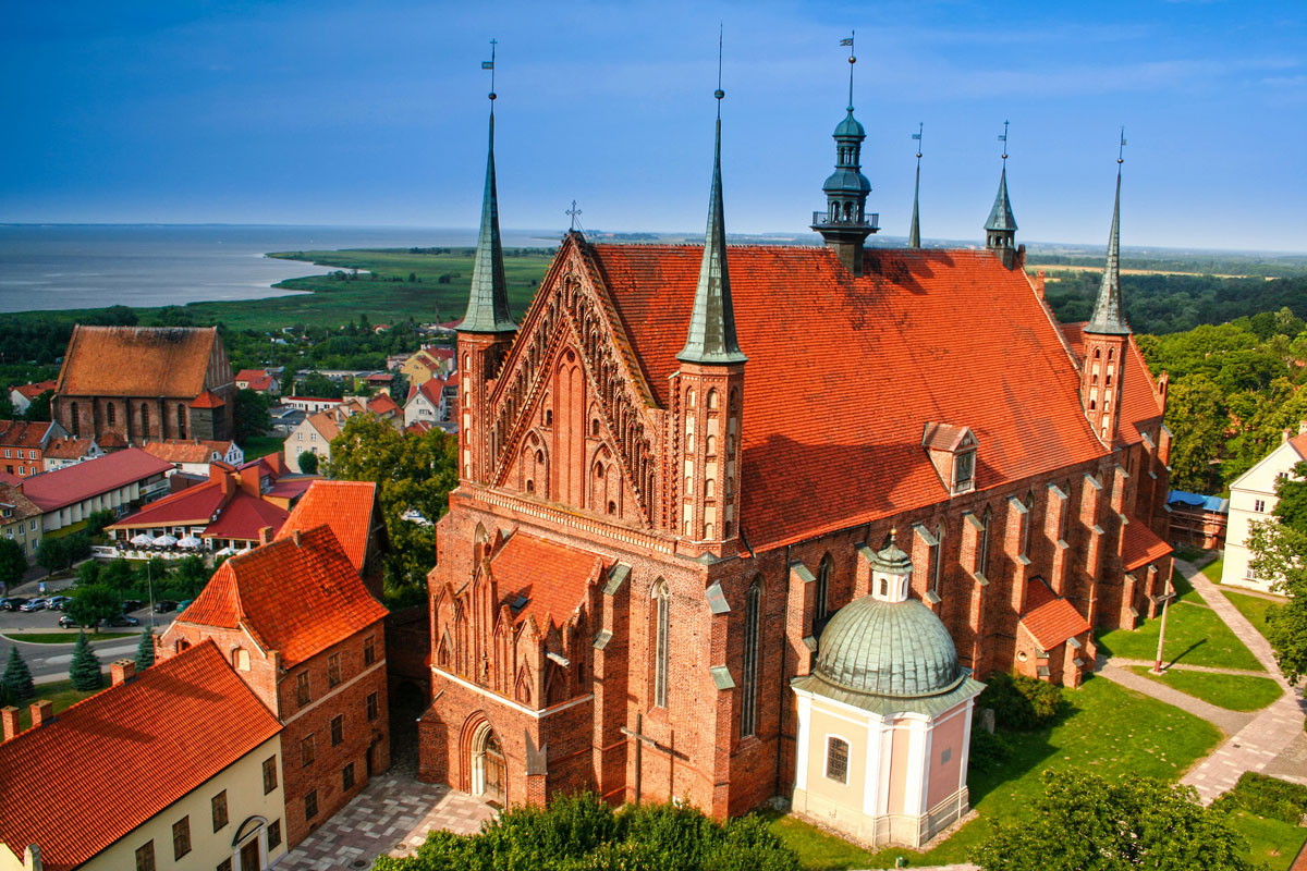 Frombork Cathedral private trip from Gdansk