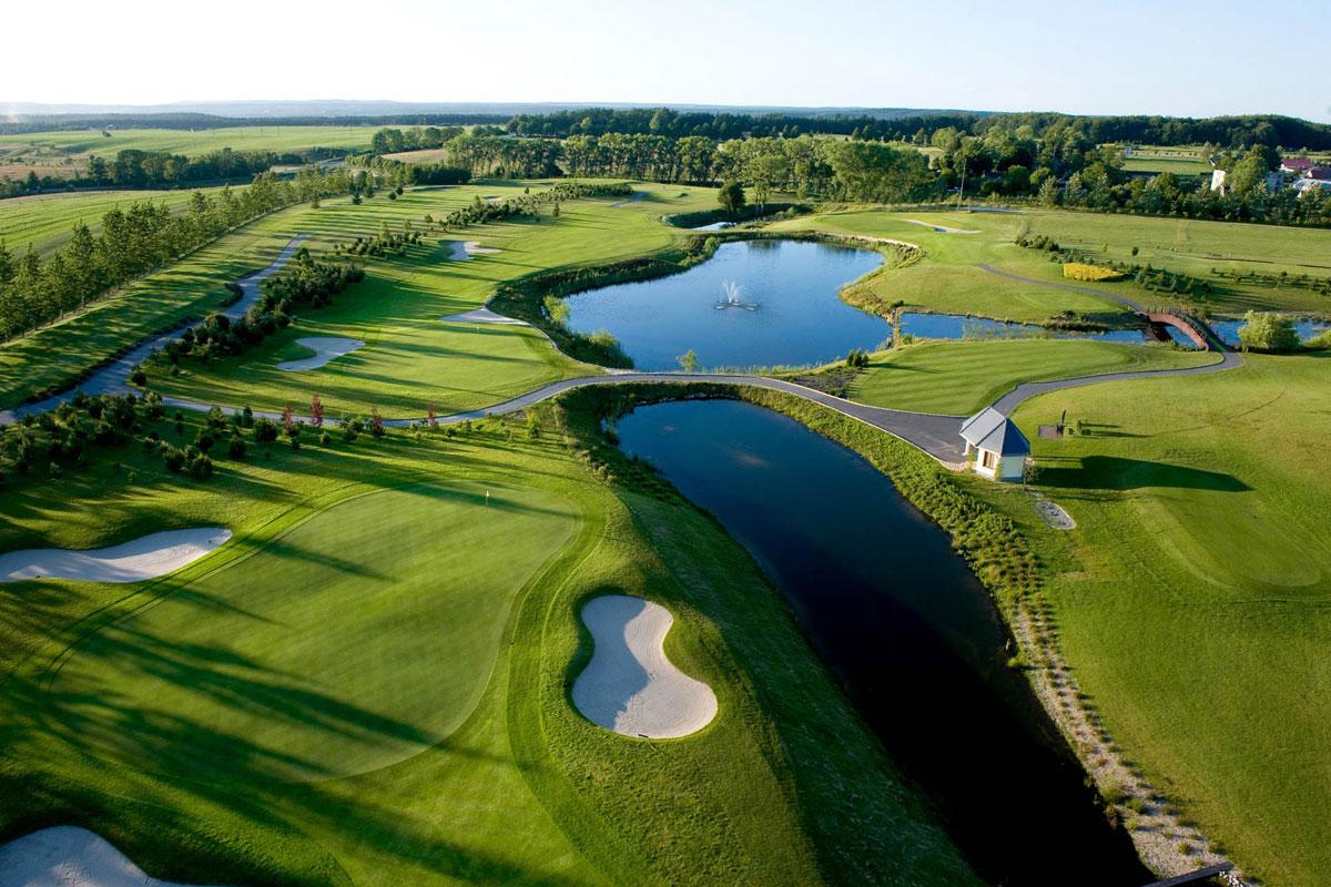 Taxi Gdansk to Tokary Golf Club