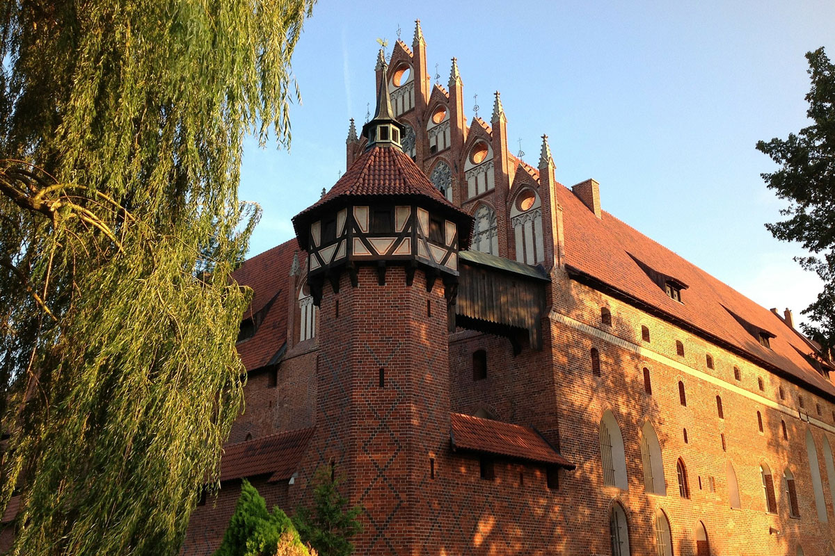 Private taxi transfer from Gdansk to Malbork castle