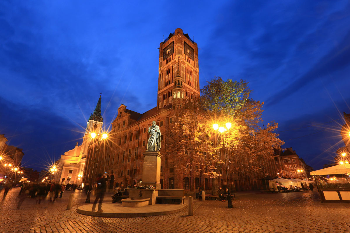 Private trip from Gdansk to Torun