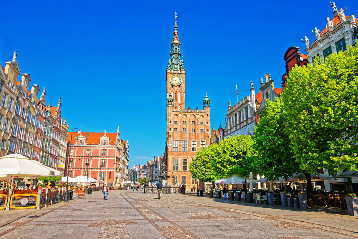airport Gdansk transfers to city center Gdansk